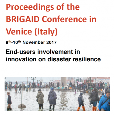 1st BRIGAID International Conference proceedings and presentations now available!