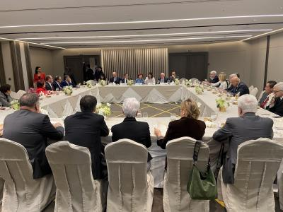 "20th High-Level Meeting on ""Climate change and its impact on the life and cultural heritage of the Mediterranean"", Athens, Greece"
