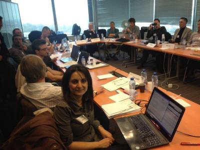 1st SMIRES Management Committee (MC) meeting - Brussels, March 11th 2016