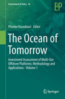 EU waters and the ocean of tomorrow: New book by Prof. Koundouri on the investment assessment of multi-use offshore platforms